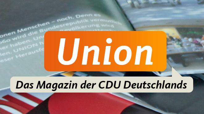 Union Magazin 2/16