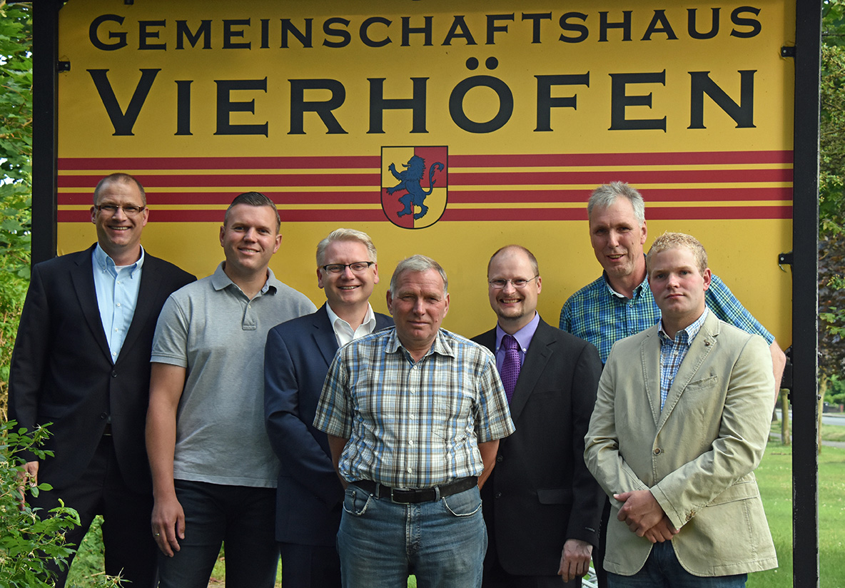 Grillfest der CDU Vierhöfen
