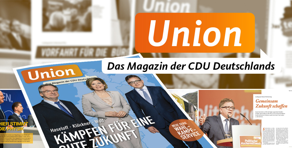 Union Magazin 1/2016