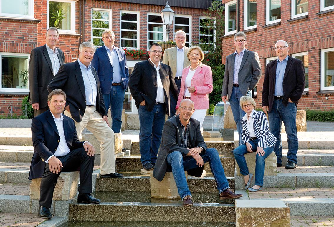Kommunalwahl Ortsgruppe Gemeinde Salzhausen
