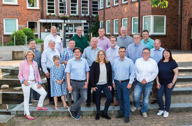 Kommunalwahl 2021 Samtgemeinde Salzhausen