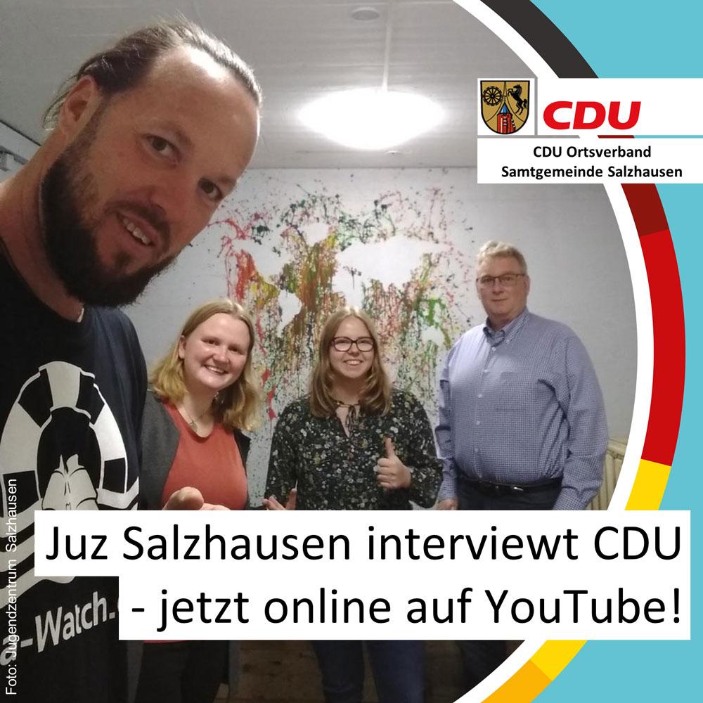 Interview mit dem Juz Salzhausen